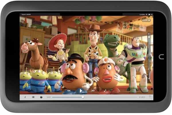 Barnes & Noble's launch UK Nook video store