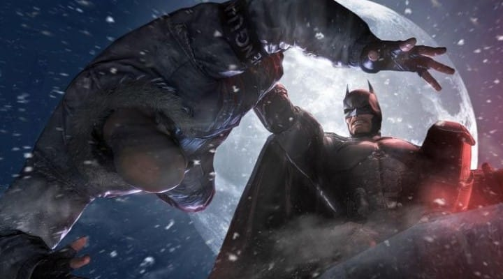 Batman: Arkham Origins Batcave gameplay
