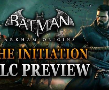 Batman: Arkham Origins Initiation DLC sneak peak