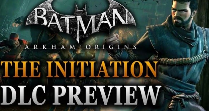Batman: Arkham Origins Initiation DLC sneak peak
