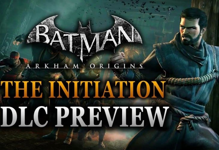 Batman- Arkham Origins Initiation DLC sneak peak