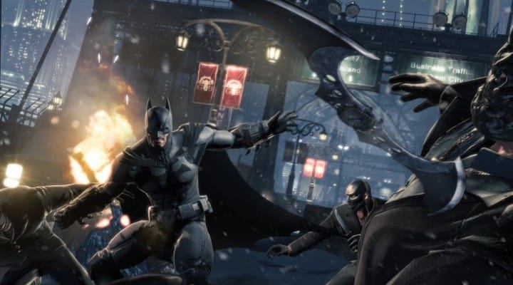 Batman Arkham Origins Wii U vs. PS3, Xbox 360 surprise