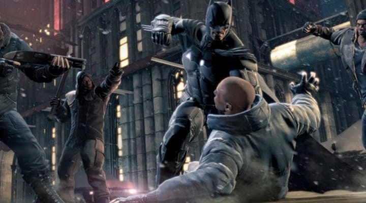 Batman Arkham Origins adds Hunter, Hunted feature