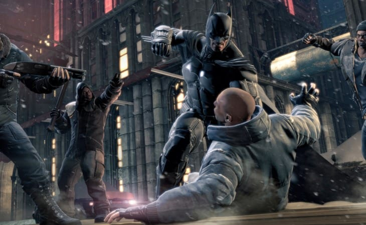 Batman Arkham Origins mobile pre-PS3, Xbox 360 review
