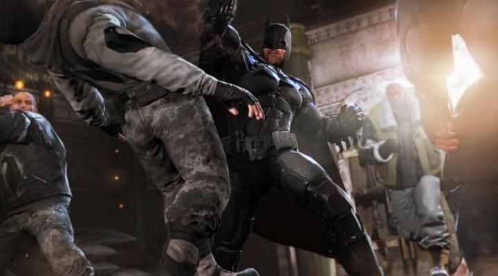 Batman: Arkham Origins story content imminent