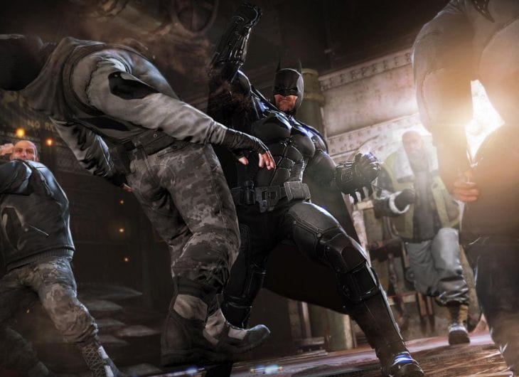 Batman Arkham Origins story content imminent