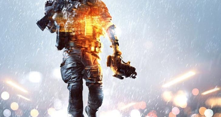 Battlefield 4 PS4 update today with notes