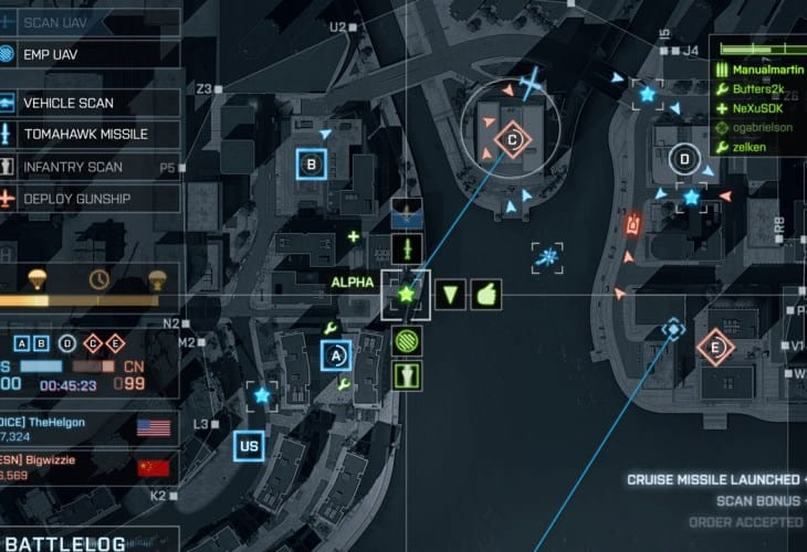 Battlefield 4 Commander app connection issues