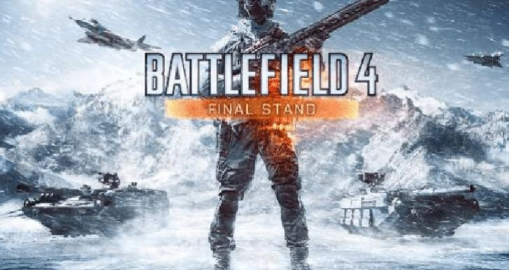 Battlefield 4 Final Stand DLC free now before BF1