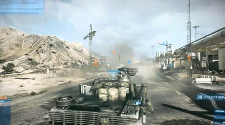 Battlefield 4 PS4 update 1.0.8 features vehicle improvements