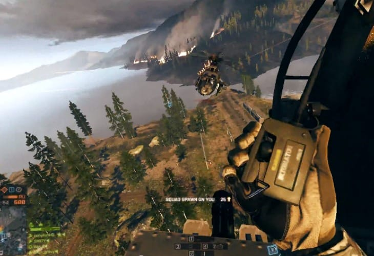 Battlefield 4 Elicottero : Battlefield kills with helicopters and c product