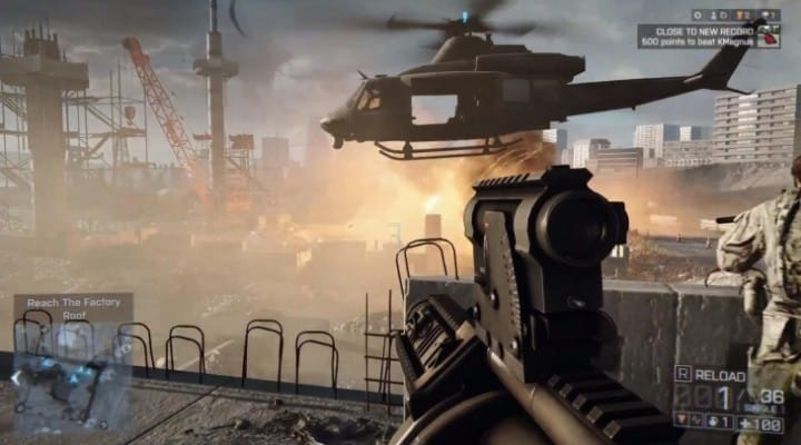 Battlefield 4 midnight UK release at ASDA and Tesco