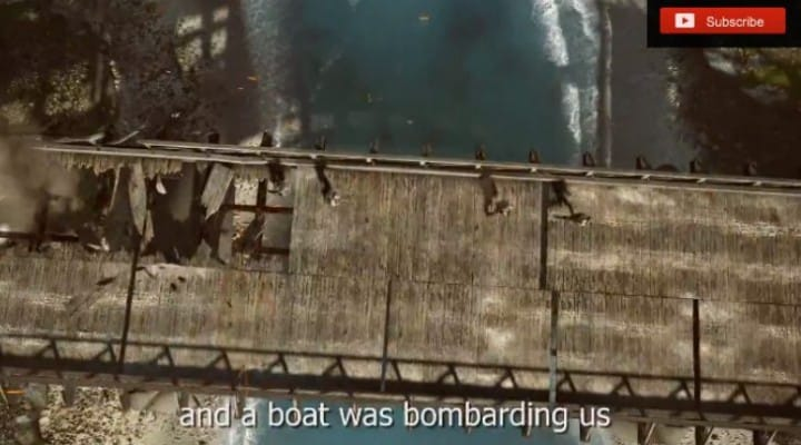 Battlefield 4 outrun a boat moment shows weakness