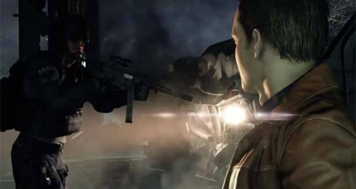 Story trailer for Battlefield Hardline single player