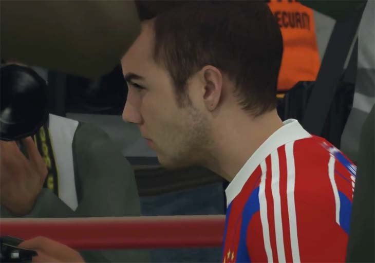 Bayern-Mario-Gotze-PES-2015-launch-trailer