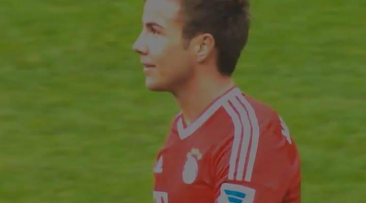 Best young FIFA 14 strikers with Gotze vs. Neymar