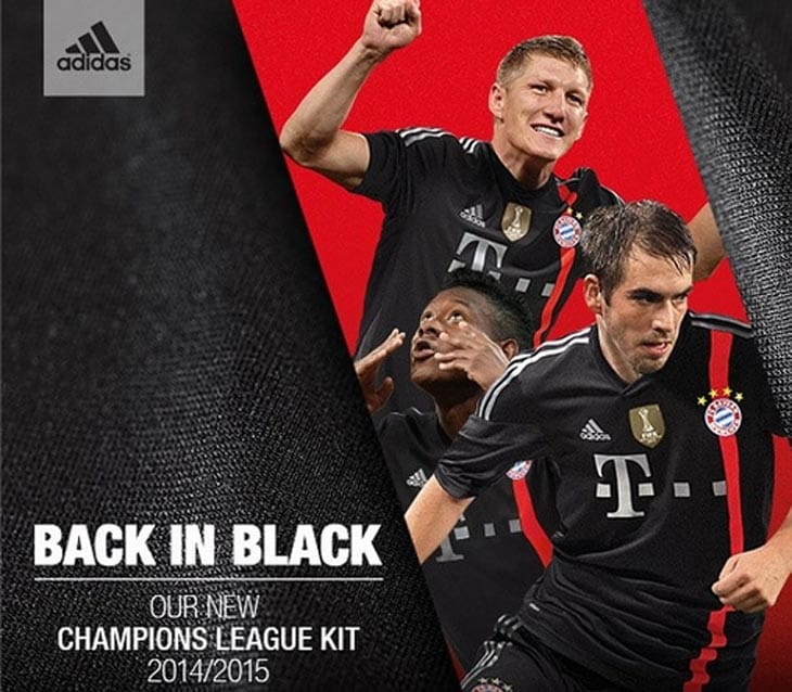 Bayern-Munich-release-new-black-Champions-League-kit