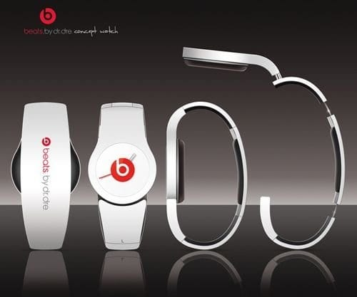 Beats Concept Watch by Dre