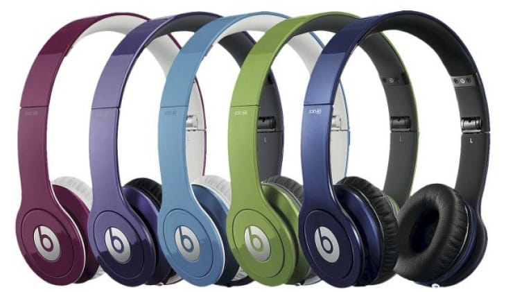 These Beats by Dr. Dre Solo HD headphones certainly hit the right beat