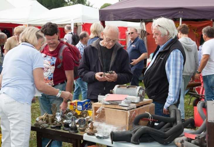 Beaulieu 2016 events