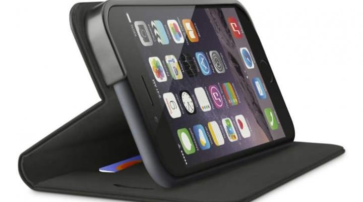 Belkin iPhone 6 Plus wallet and folio case