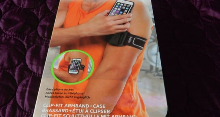 Belkin Clip-Fit Armband review – Fits for iPhone 7 if not using camera