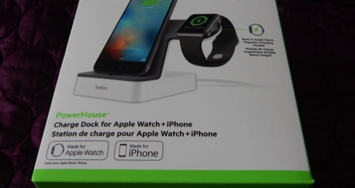 Belkin PowerHouse Charge Dock review – Brings iPhone 7, Apple Watch 2 together