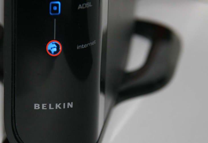 Belkin Router Issue