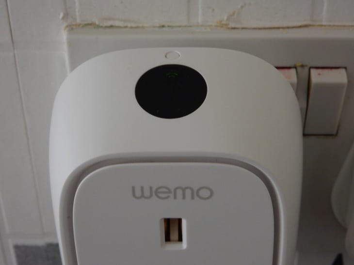 how to connect wemo to wifi