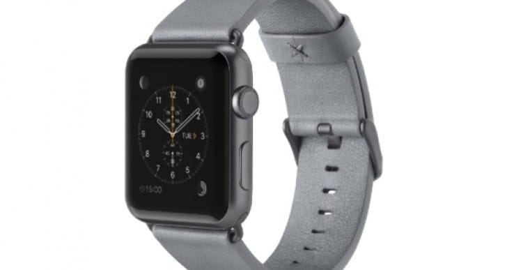 Belkin's Apple Watch Leather Band available now in UK