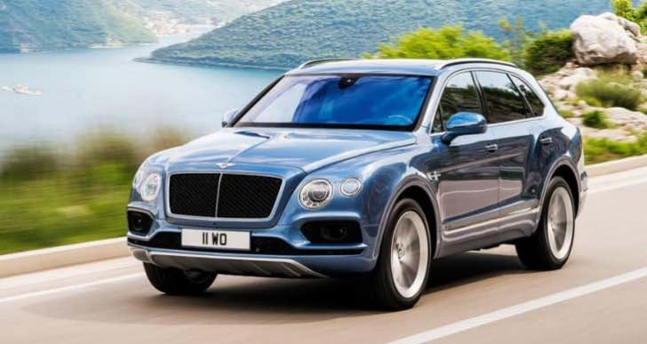 Bentley UK recalls Bentayga – Here's what to do