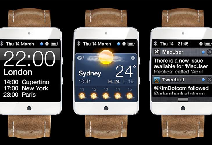 Best Apple iWatch conception videos demonstrates design