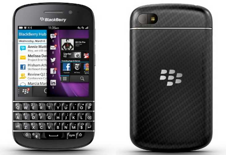 Best BlackBerry Q10 review