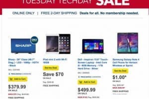 Best Buy Tuesday Tech Day