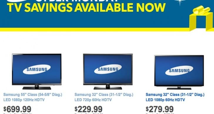 Best Buy reveal TV sales for today