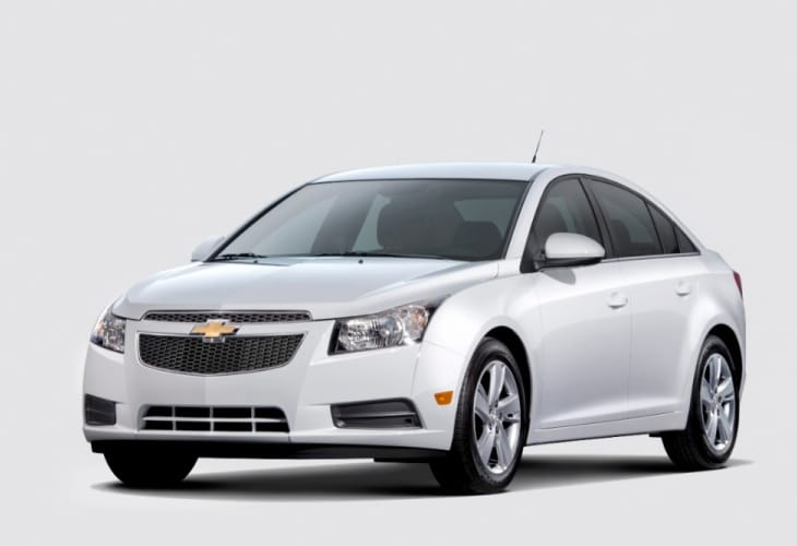 Best Chevy Cruze diesel reviews includes test drive