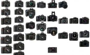 Best DSLR camera in early 2014