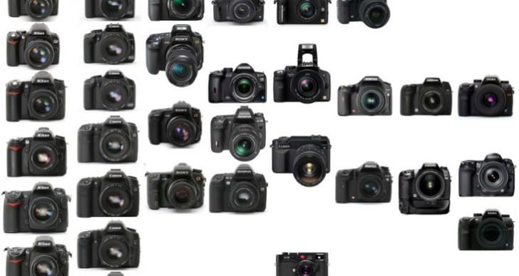 Best DSLR camera in early 2014