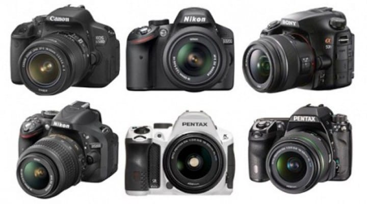 Best DSLR for beginners in 2013