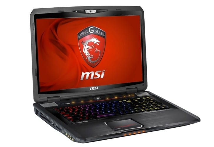Best Haswell laptops for gaming in 2013
