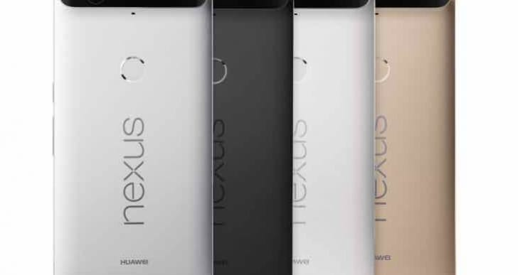Best Nexus 6P deals are from O2, with EE next