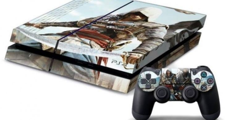Best PS4 skins and decals for individuality