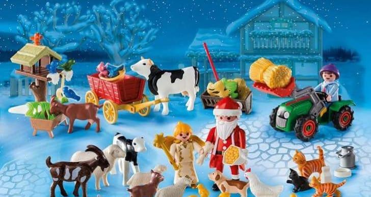 Best advent calendar for kids – LEGO Star Wars, Play-Doh & Playmobil