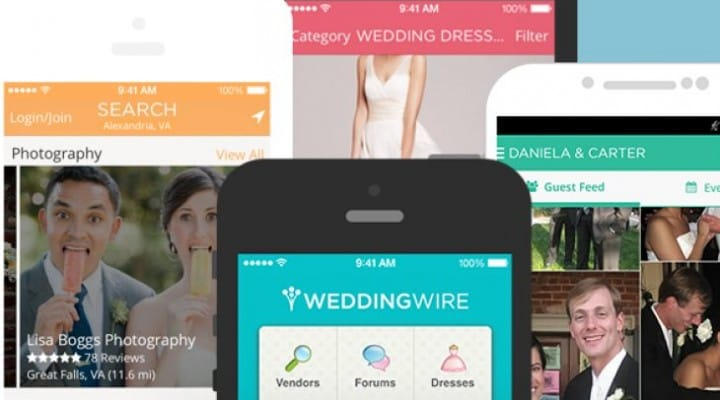 Best apps for wedding planning on iPhone