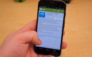 Best extensions for DashClock Android Widget