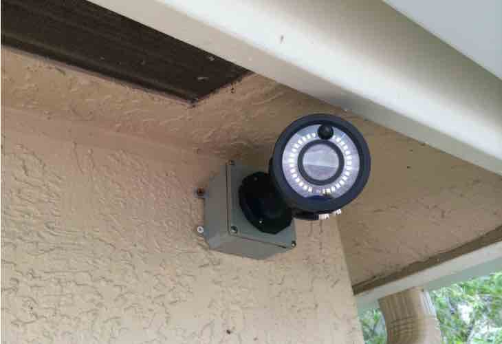 Best security camera system for your small business