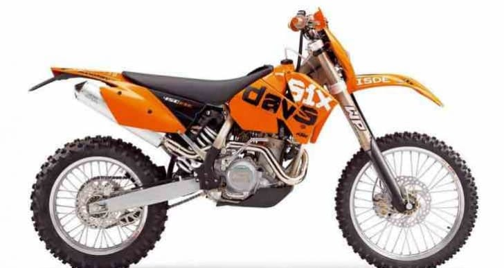 Best suspension for your KTM 450 EXC motorcycle