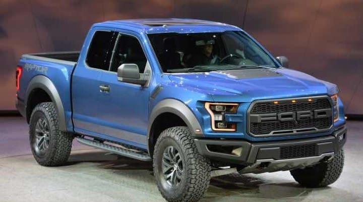 Best trucks at Detroit Auto Show 2015