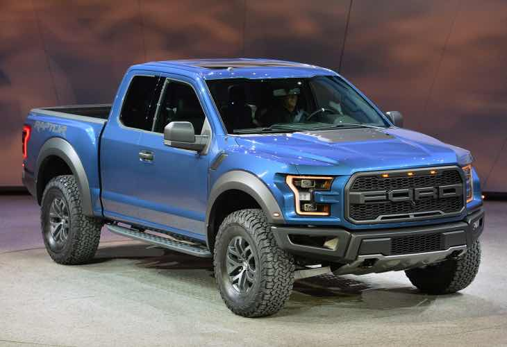 Best trucks at Detroit Auto Show 2015