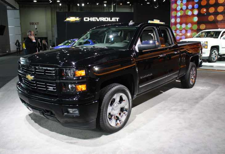 Best trucks at Detroit